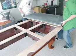 Pool table moves in Gastonia North Carolina