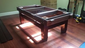 Correctly performing pool table installations, Gastonia North Carolina