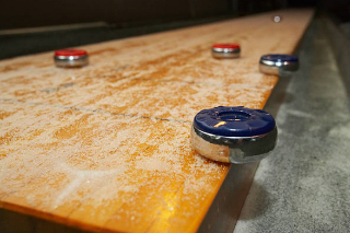 SOLO® Shuffleboard Movers Gastonia, North Carolina.